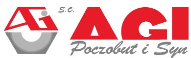 Logo firmy AGI S.C